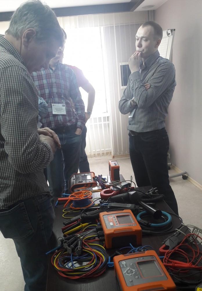 Семинар «Профессиональные электроизмерительные приборы Sonel»