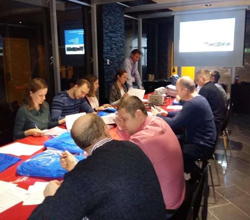 Технические семинары в Томске