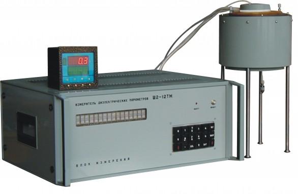 """Измеритель диэлектрических параметров трансформаторного масла """"Ш2-12ТМ"""""""