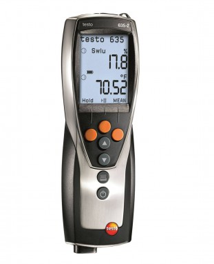 testo 635-1 - Многофункциональный термогигрометр