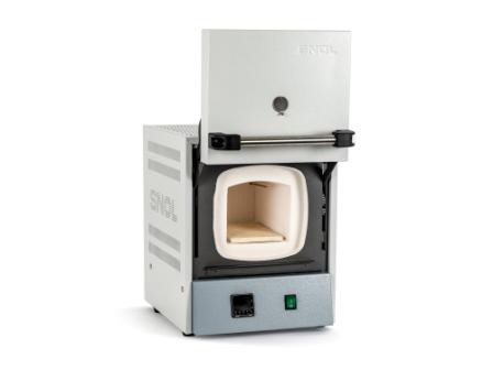 Лабораторная муфельная печь SNOL 39/1100 с камерой из термоволокна