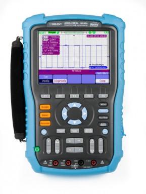АКИП-4125/1А Осциллографы-мультиметры цифровые запоминающие 2-х канальные