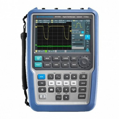 Цифровой осциллограф с опцией RTH1004 +B243