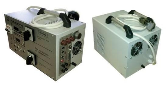 Устройство проверки токовых расцепителей УПТР-2МЦ