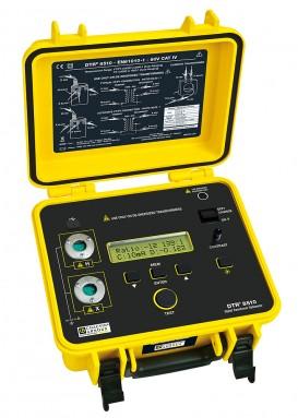 DTR 8510 Цифровой измеритель коэффициента трансформации