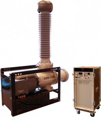 Испытательная установка высоковольтной изоляции УИВ-230