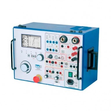 T-3000 испытательный прибор для проверки первичного и вторичного оборудования