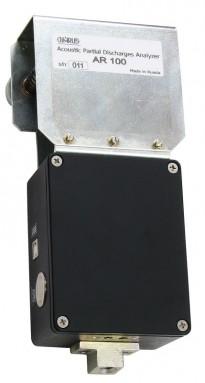 AR 100 - прибор контроля акустических частичных разрядов в изоляции на токоведущих шинах