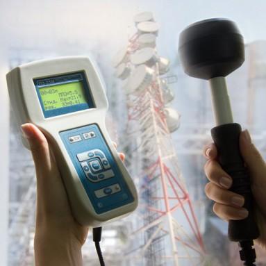 Измеритель плотности потока энергии П3-33М