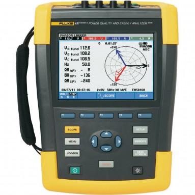 Анализатор энергии Fluke 437 II