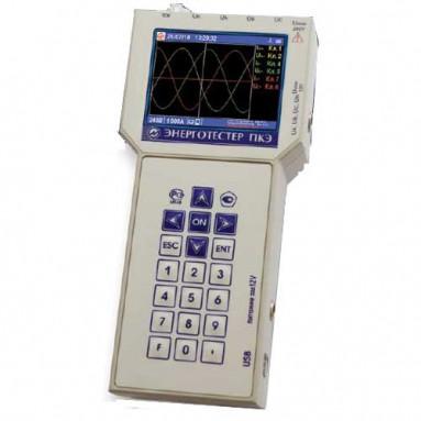 Энерготестер ПКЭ-03, базовый комплект (без клещей)