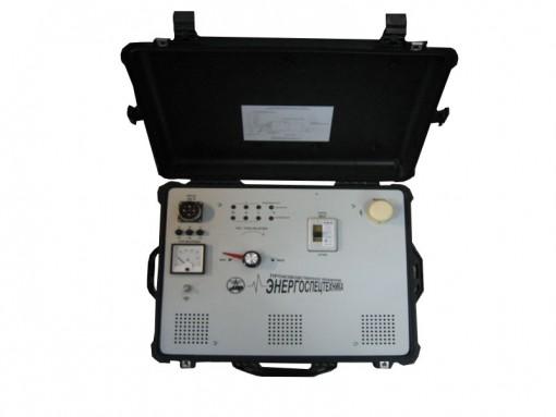 Прожигающая установка УД-300М исполнение в кейсе с комплектом кабелей