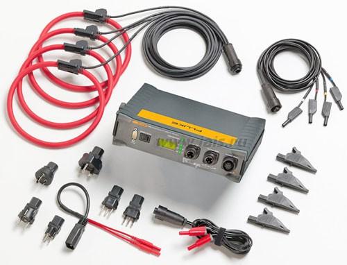 Регистратор качества электроэнергии Fluke 1745 Memobox
