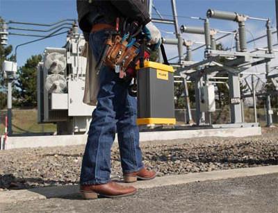 Базовый регистратор электроэнергии для трёхфазной сети Fluke 1750/B