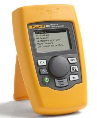 Прецизионный калибратор петли тока Fluke 709