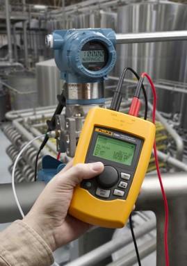 Прецизионный калибратор петли тока Fluke 709H Precision Loop Calibrator с функцией обмена данными и диагностики по протоколу HART