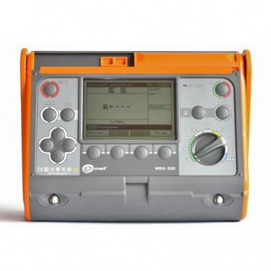MRU-200 Измеритель параметров заземляющих устройств