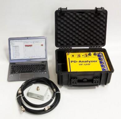 PD-Analyzer HF/UHF с токовыми клещами (PD-Analyzer HF/UHF/6P)