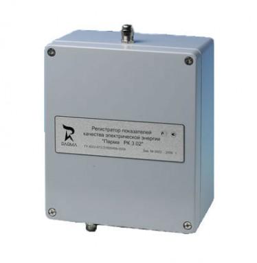 Регистратор показателей качества электроэнергии в исполнении IP-65 для необслуживаемых объектов РК 3.02