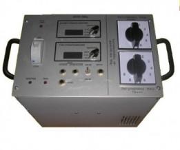 Устройство проверки токовых расцепителей УПТР-3МЦ