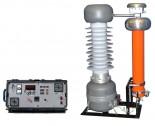 Испытательная установка высоковольтной изоляции УИВ-100/7,5
