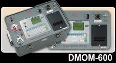 DMOM-600 - измеритель сопротивлений контактов