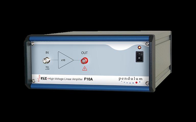 Линейные высоковольтные усилители напряжения и тока Pendulum