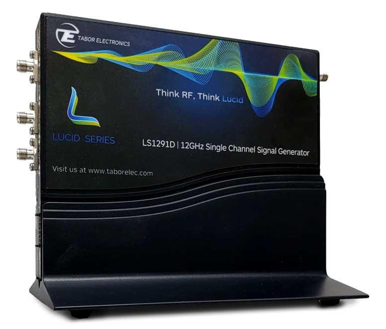 Луч света в царстве генераторов ВЧ сигналов. Tabor представляет серию LUCID до 12 ГГц