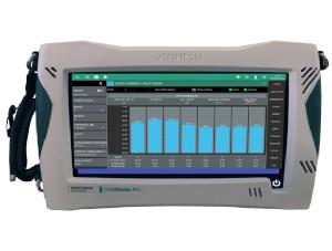 Anritsu добавляет функции захвата и потоковой передачи I/Q-данных для анализатора спектра Field Master Pro™ MS2090A