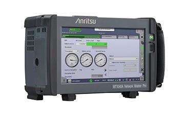 Компания Anritsu выводит на рынок портативный анализатор MT1040A для сетей 400G