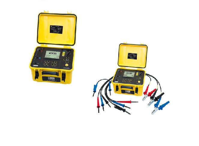 Измерители сопротивления изоляции до 15 кВ СА6550, СА6555