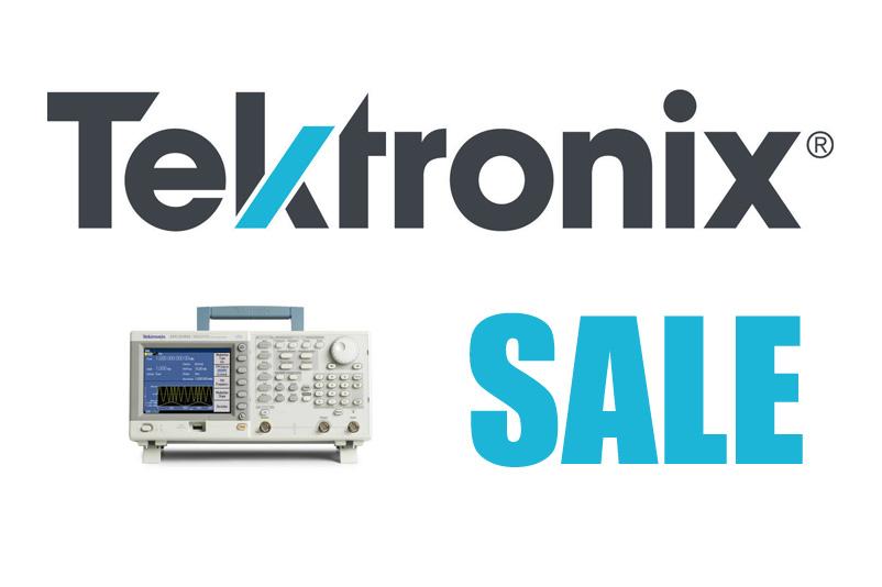 Распродажа оборудования Tektronix
