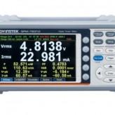 Измеритель электрической мощности GPM-78310: широкий диапазон, высокое разрешение, большие возможности