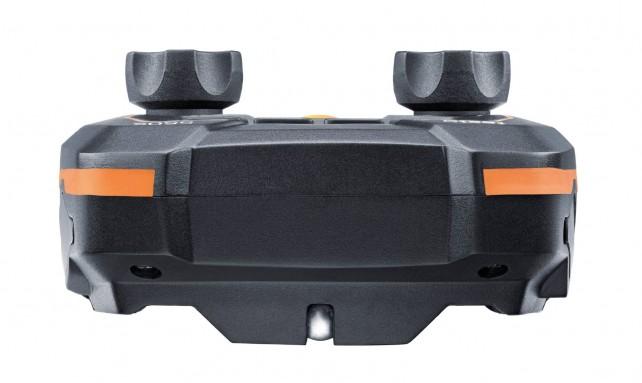 Testo 550s - вид сверху