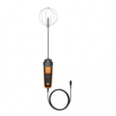Зонд уровня турбулентности, фикс. кабель (0628 0152)