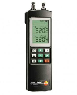 Манометр Testo 312-3 (0 до 6000 mBar)