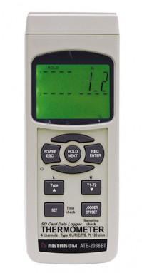 АТЕ-2036ВТ Измеритель-регистратор температуры