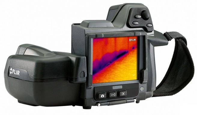 Тепловизор FLIR T420