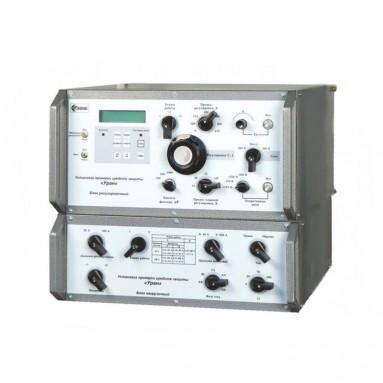 Установка для проверки средств релейной защиты (трехблочная) Уран-2