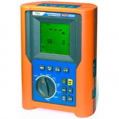 МЭТ-5080 Измерители параметров электрических сетей