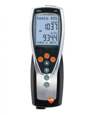 Многофункциональный прибор для систем ОВК Testo 435-2 (комплект)