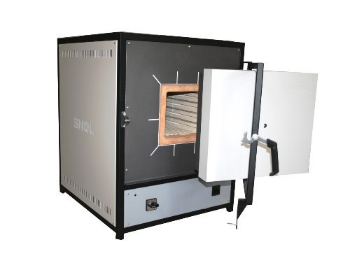 Лабораторная печь SNOL 12/1200 с керамической камерой