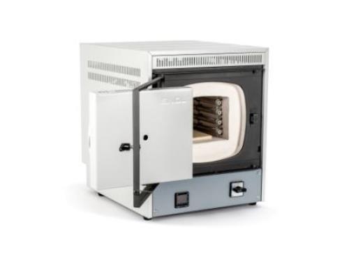 Лабораторная муфельная печь SNOL 6,7/1300 с камерой из термоволокна
