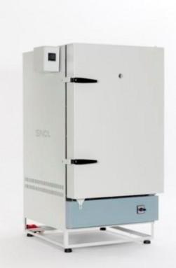 Лабораторная камерная печь SNOL 80/1100 с камерой из термоволокна
