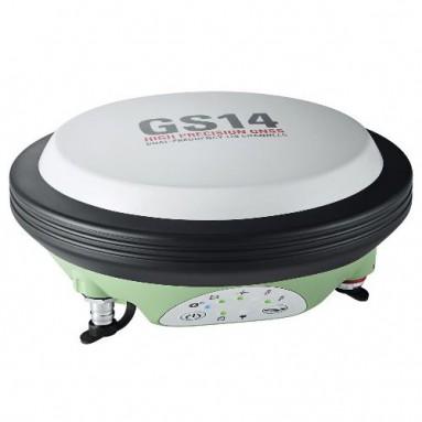 Приемник спутниковый геодезический Leica GS14 3.75G (минимальный; L1; GSM)