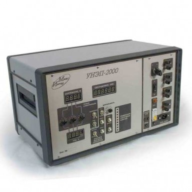 Устройство для испытания защит электрооборудования подстанций 6-10кВ  УНЭП-2000