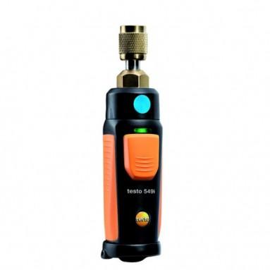 Testo 549i Смарт-Зонд манометр высокого давления с Bluetooth и мобильным приложением (0560 1549)