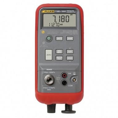 Калибратор датчиков давления Fluke 718Ex 100G