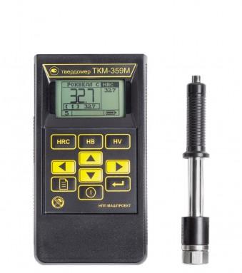 Динамический твердомер ТКМ-359М