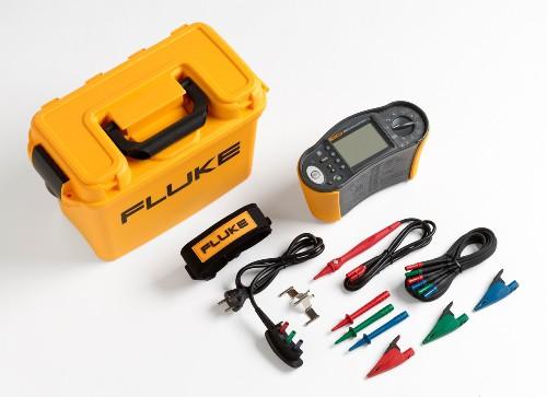 Многофункциональный тестер электроустановок Fluke 1664 FC
